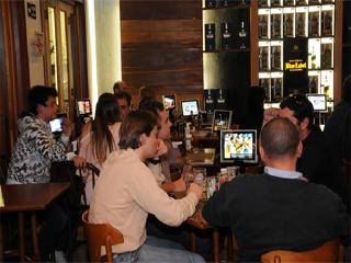 Jordão Bar investe em modernidade com uso de 42 Ipads na mesas Eventos BaresSP 570x300 imagem