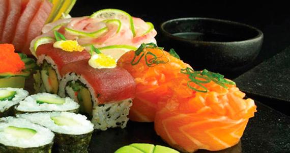 No Dia dos Namorados, Sassá Sushi cria menu especial para apaixonados Eventos BaresSP 570x300 imagem