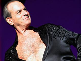 Ney Matogrosso apresenta Beijo Bandido, dias 05 a 07 de Março, no Citibank Hall Eventos BaresSP 570x300 imagem