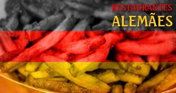 AlemãesRestaurantes Alemães são algumas opções de gastronomia em São Paulo BaresSP imagem