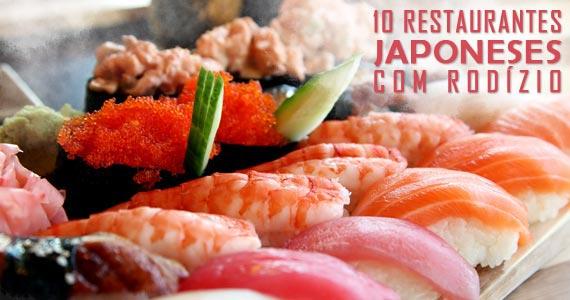 Restaurantes japoneses com rodízio em São Paulo Eventos BaresSP 570x300 imagem