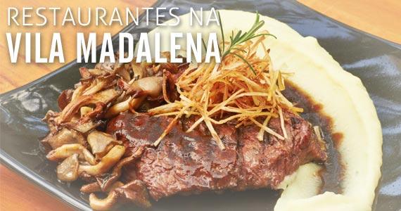Confira alguns Restaurantes na Vila Madalena, em São Paulo. Eventos BaresSP 570x300 imagem