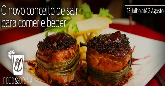 São Paulo Food & Drink com chefs consagrados em 100 restaurantes da cidade Eventos BaresSP 570x300 imagem