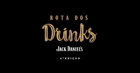 Jack Daniel's apresenta a 2ª edição da Rota dos Drinks em parceria com bartenders Eventos BaresSP 570x300 imagem