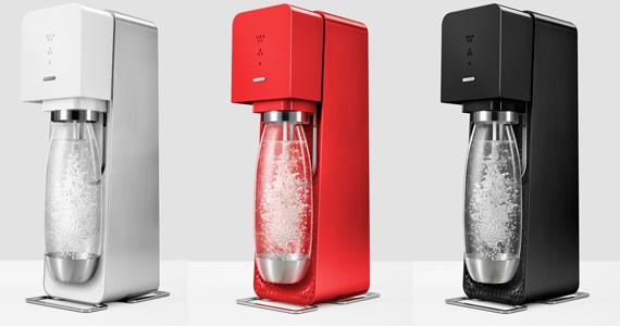 Novidade SodaStream Source chega às lojas para ocupar o lugar das garrafas pet Eventos BaresSP 570x300 imagem