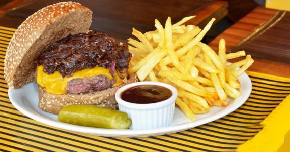 Bares e restaurantes servem sanduíches especiais do SP Burger Fest Eventos BaresSP 570x300 imagem