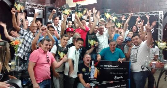 Divulgado o ganhador do Desafio Sagadrink da Sagatiba: Bar do Luiz Fernandes! Eventos BaresSP 570x300 imagem