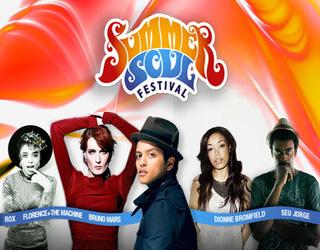 Summer Soul Festival 2012 fará edições em três capitais do Brasil  Eventos BaresSP 570x300 imagem