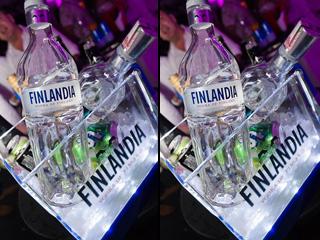 A marca norte-americana Brown-Forman apresentou o novo design da embalagem Finlandia Vodka no Terraço Vila Eventos BaresSP 570x300 imagem