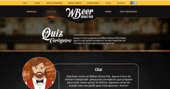 E-commerce do maior clube de cervejas lan�a 1� Pub online do mundo BaresSP