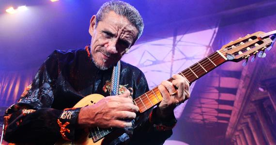 Credicard Hall apresenta Zé Ramalho que canta seus grandes sucessos Eventos BaresSP 570x300 imagem