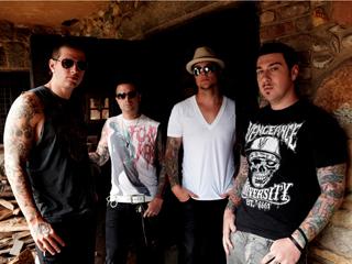 Avenged Sevenfold volta o Brasil para divulgar novo CD Eventos BaresSP 570x300 imagem