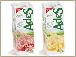 AdeS Shake de Morango e AdeS Vitamina de Banana são as novidades da marca para o inverno 2007 Eventos BaresSP 570x300 imagem