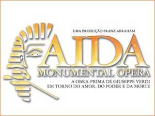 """""""Aida – Monumental Opera"""" no Credicard Hall Eventos BaresSP 570x300 imagem"""