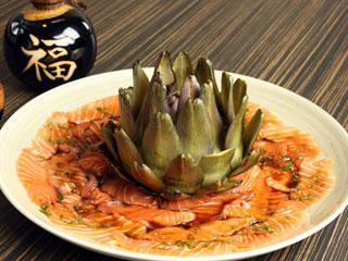 Restaurante Tsuyoi, incorpora em seu cardápio pratos com alcachofra. Eventos BaresSP 570x300 imagem