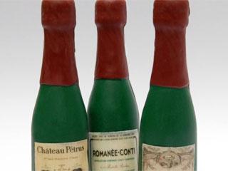 Anusha cria garrafas de chocolate baseadas em grandes marcas de vinhos e champagnes Eventos BaresSP 570x300 imagem
