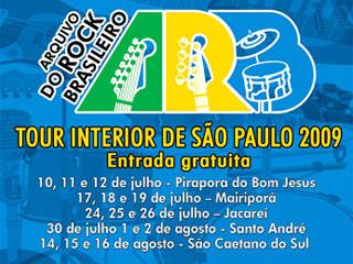 Arquivo do Rock Brasileiro viaja pelo interior de São Paulo Eventos BaresSP 570x300 imagem