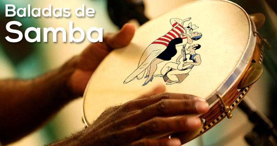 Baladas com samba na programação em São Paulo Eventos BaresSP 570x300 imagem