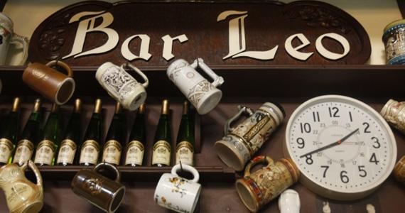 Bar Léo dará 1 ano de chope grátis para quem doar uma caneca e contar a melhor história Eventos BaresSP 570x300 imagem