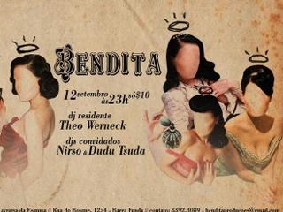 Bendita Festa na Livraria da Esquina Eventos BaresSP 570x300 imagem