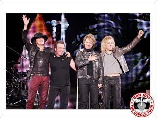 Bon Jovi faz hoje super show no Estádio do Morumbi Eventos BaresSP 570x300 imagem