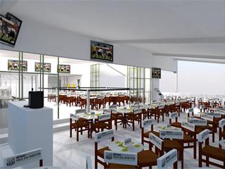 Santos F. C. leva Boteco da Vila à Mercearia São Roque - Jockey Club Eventos BaresSP 570x300 imagem