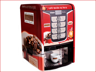 Café Gourmet Santa Monica faz degustação no Salão do Automóvel Eventos BaresSP 570x300 imagem