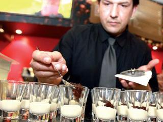McCafé realiza um workshop sobre café com o renomado barista italiano Andrea Lattuada em São Paulo e Barueri Eventos BaresSP 570x300 imagem