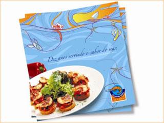 Camarão & Cia presenteia clientes com livro de receitas exclusivas Eventos BaresSP 570x300 imagem