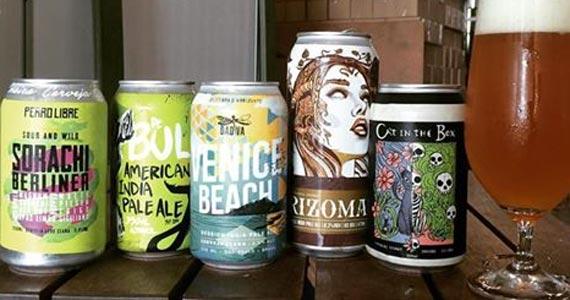 Cervejarias se unem para lançamento inédito de rótulos artesanais em lata Eventos BaresSP 570x300 imagem