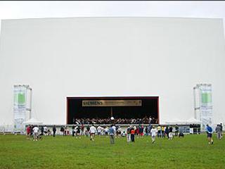 Ibirapuera faz sessões de cinema ao ar livre para 10 mil pessoas Eventos BaresSP 570x300 imagem