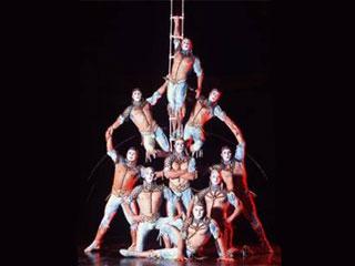 Cirque du Soleil com o espetáculo Alegría no Parque Villa Lobos Eventos BaresSP 570x300 imagem