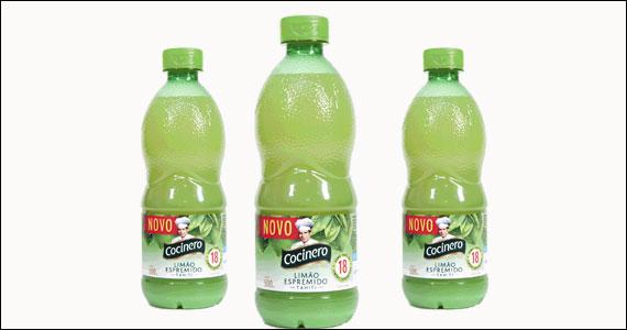 Cocinero lança produto 100% limão espremido oferecendo praticidade aos consumidores Eventos BaresSP 570x300 imagem
