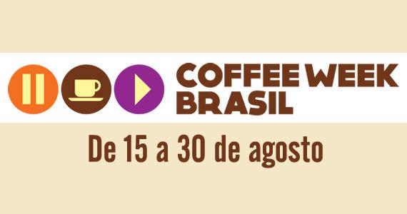 Acontece em Agosto a terceira edição do Coffee Week Brasil  Eventos BaresSP 570x300 imagem