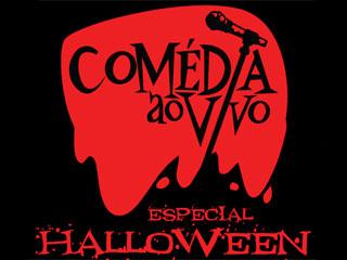 Ao Vivo Music recebe o grupo Comédia Ao Vivo com stand up especial de Halloween Eventos BaresSP 570x300 imagem