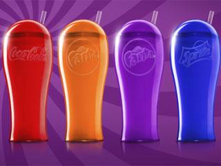 Ao comprar um dos três trios promocionais do Bob´s, o cliente ganha um exclusivo Copão Colorido Eventos BaresSP 570x300 imagem