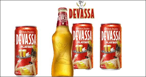 Devassa by Playboy é o mais novo lançamento da Cervejaria Devassa Eventos BaresSP 570x300 imagem