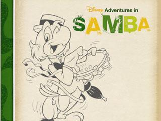 """Arlindo Cruz compõe e canta """"Pagode na Disney"""" no álbum """"Disney Adventures in Samba"""" Eventos BaresSP 570x300 imagem"""