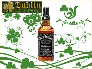 Jack Daniel's promove St. Patrick's Day na Dublin com o Roqueiro Roger  Eventos BaresSP 570x300 imagem