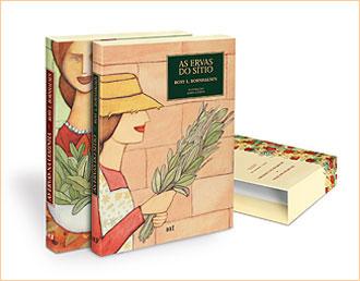 As Ervas do Sítio e as Ervas na Cozinha, de Rosy L. Bornhausen, ganham nova edição Eventos BaresSP 570x300 imagem
