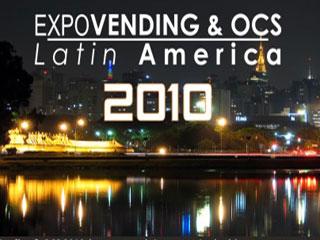 Expovending 2010 traz novidades para o mercado de Vending Machines Eventos BaresSP 570x300 imagem