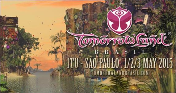 Festival Tomorrowland terá 1 edição brasileira em 2015  Eventos BaresSP 570x300 imagem