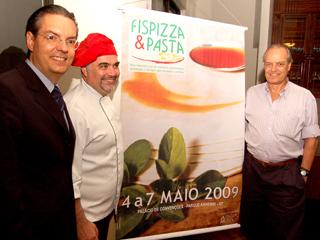 FISPIZZA & PASTA  2009 - A grande feira da pizza e da pasta Eventos BaresSP 570x300 imagem