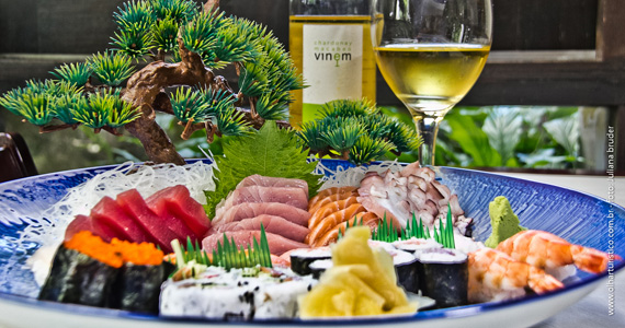 Começou em São Paulo 1ª edição do Circuito Mar e Vinho com restaurantes especializados em frutos do Mar Eventos BaresSP 570x300 imagem
