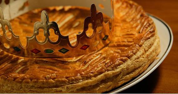 Mercearia do Francês oferece bolo tradicional de amêndoas no Dia de Reis Eventos BaresSP 570x300 imagem