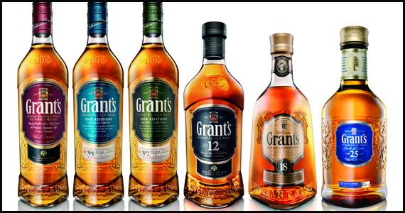 Grant's é destaque nos concursos Scotch Whisky Masters e World Whisky Awards 2013 Eventos BaresSP 570x300 imagem