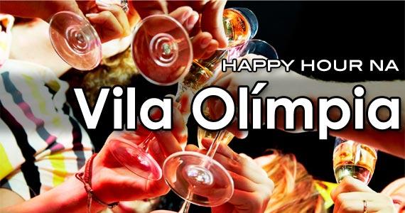 Bares com happy hour na Vila Olímpia em São Paulo Eventos BaresSP 570x300 imagem