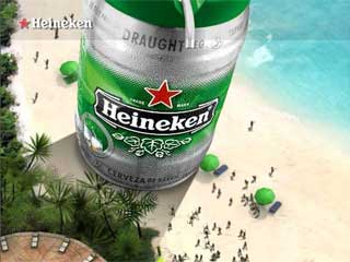 Heineken desenvolve site para divulgar barril de 5 litros e garrafa 600ml Eventos BaresSP 570x300 imagem