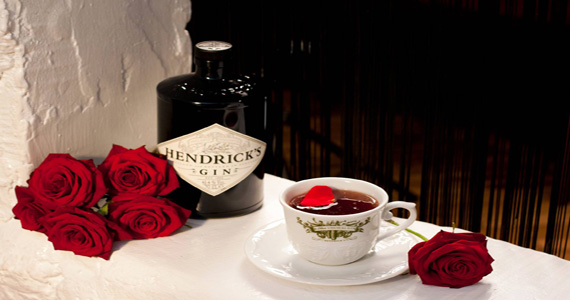 Drink Hendrick's Rose foi criado especialmente para celebrar o Dia Internacional da Rosa Eventos BaresSP 570x300 imagem