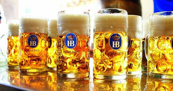 Outubro tem promoção de chopp Hofbräu München no Villa Imperial Eventos BaresSP 570x300 imagem